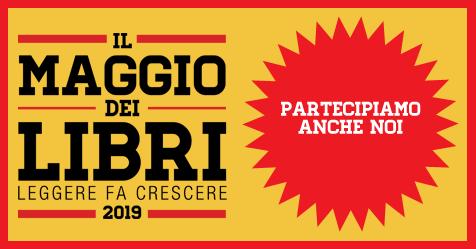 """Kifubon Italia partecipa al """"Maggio dei Libri 2019"""""""