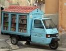 """Donazione di libri a """"Il bibliomotocarro"""" in Basilicata"""