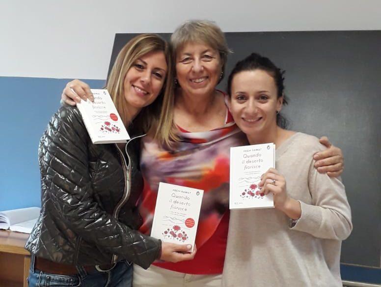 Donazione alle scuole di Mazzano Romano – #ioleggoperché