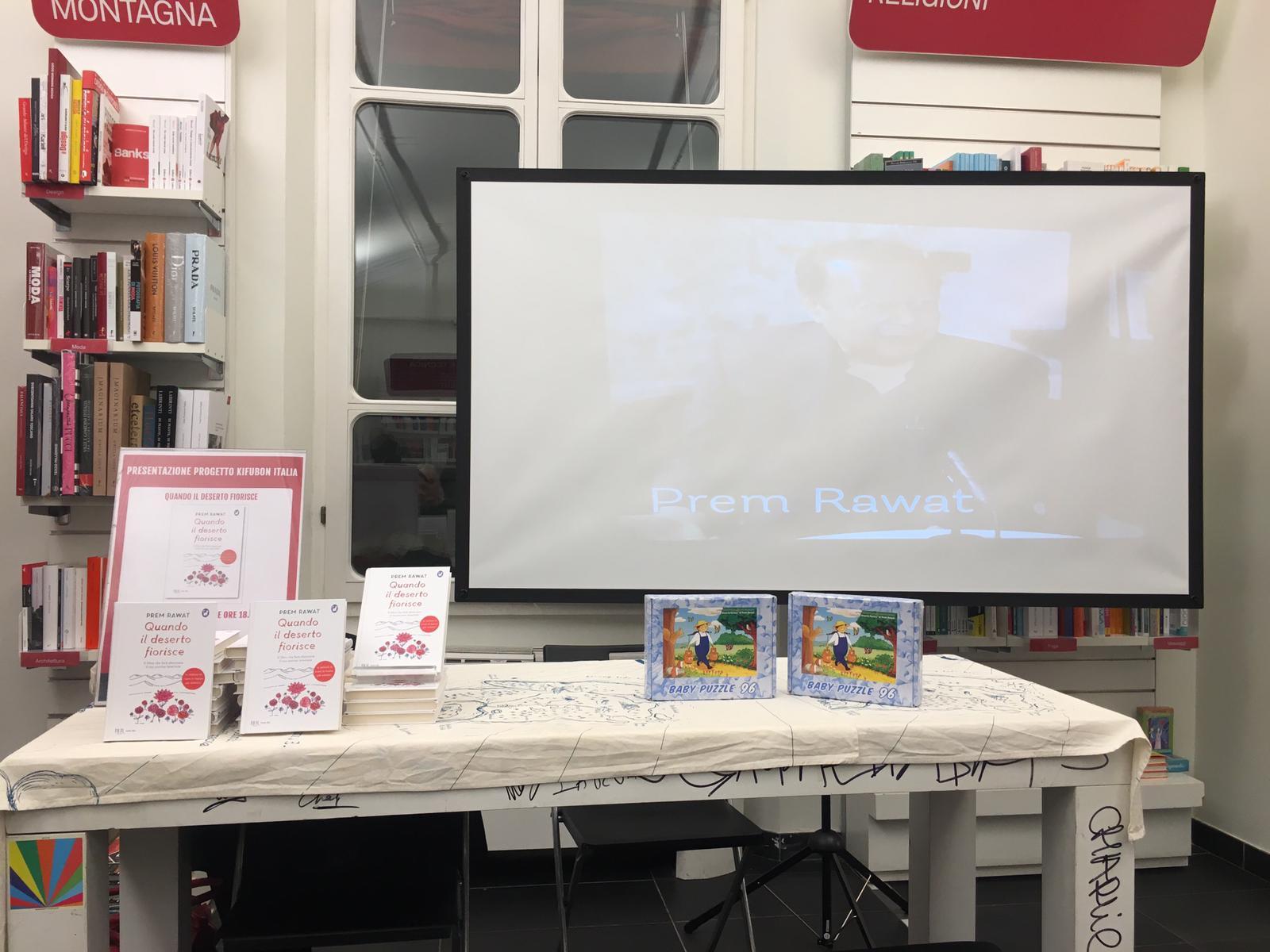 Il Diario Kifubon – Novembre 2019 – Presentazione a Bologna
