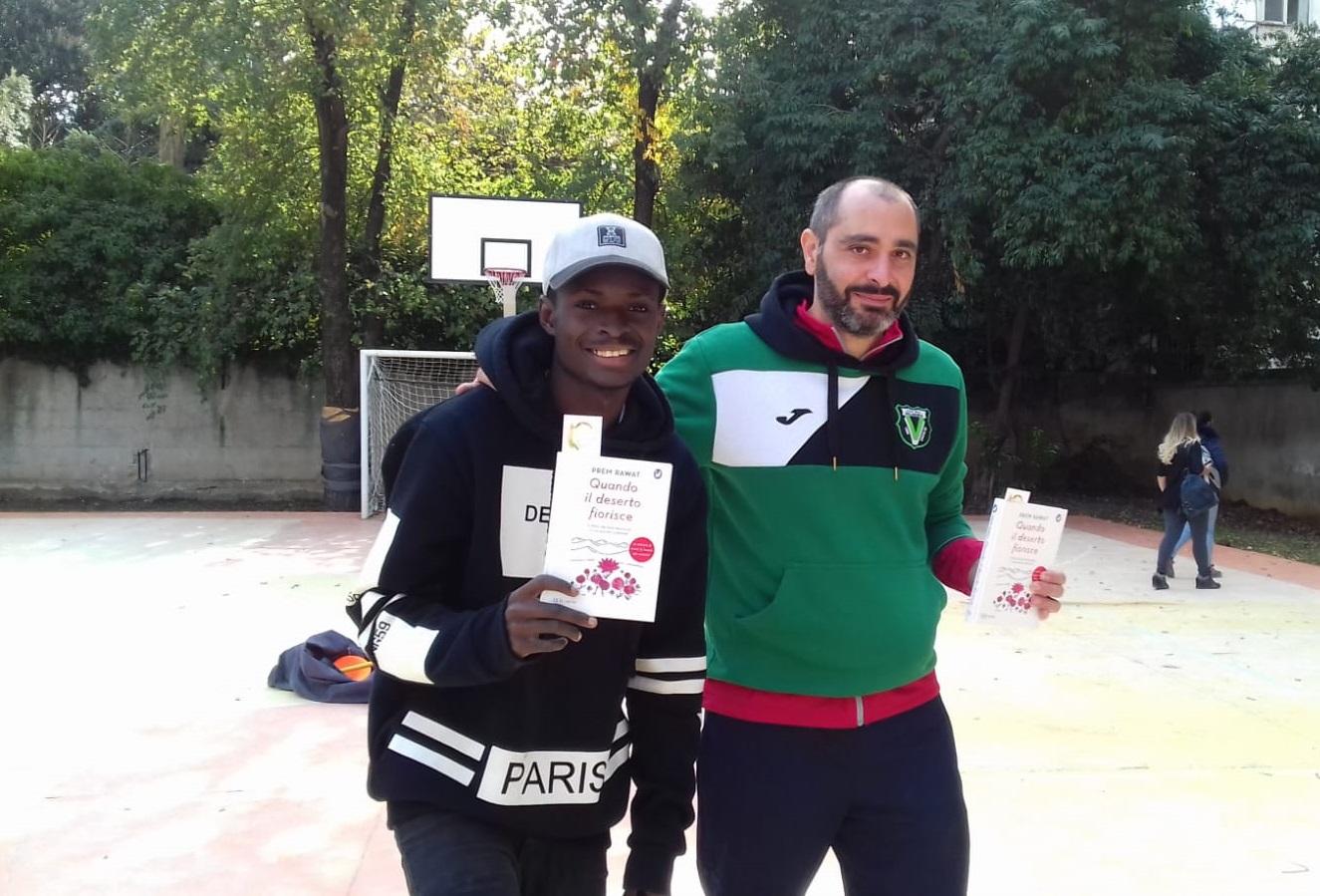 Donazione all'Associazione Beyond Lampedusa