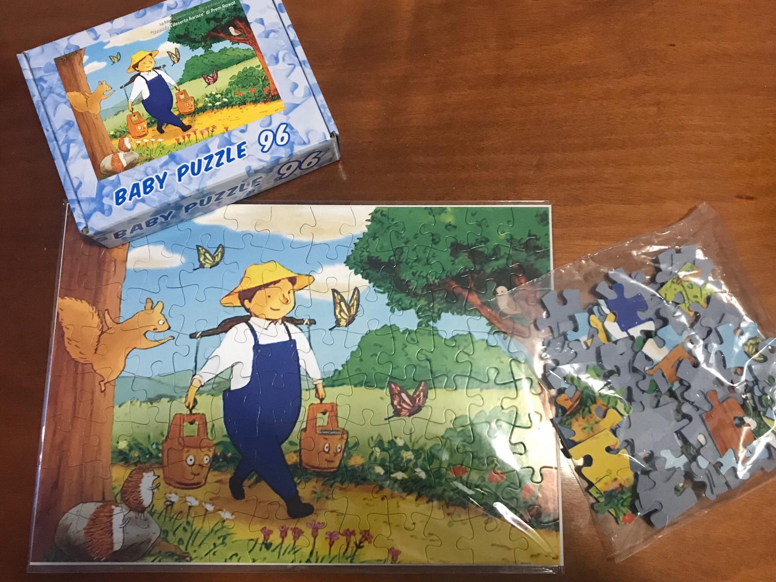 Puzzle del Progetto Kifubon