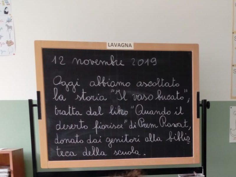 """Letture nelle scuole di Palermo nell'ambito di """"Libriamoci"""""""