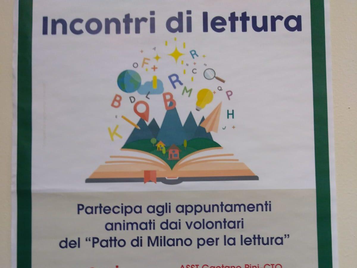 Donazione all'ospedale Gaetano Pini CTO di Milano