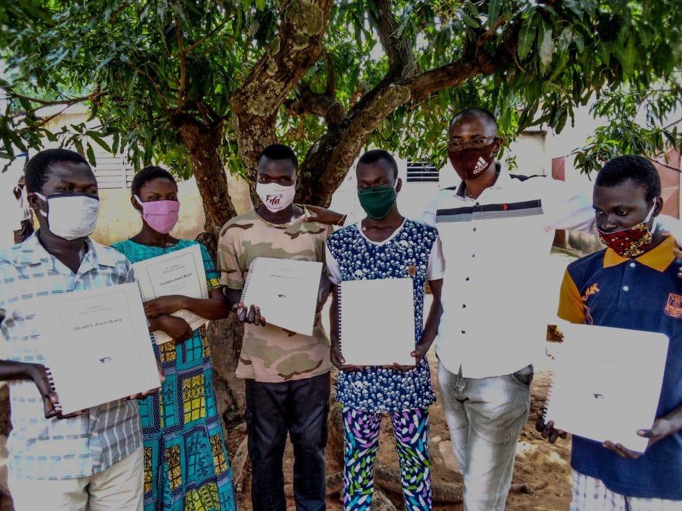 Donazione in Benin
