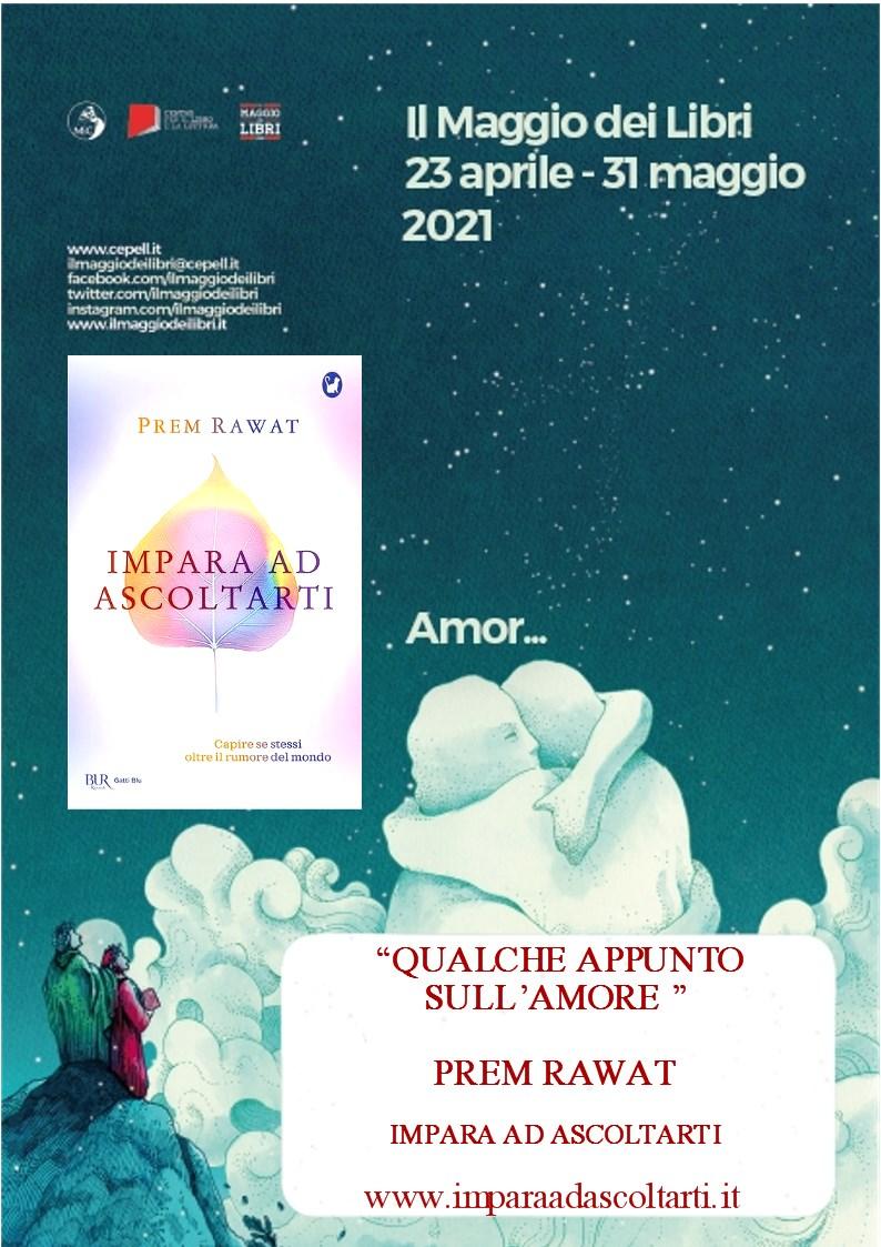 """Campagna nazionale del Maggio dei Libri """"Amor"""""""